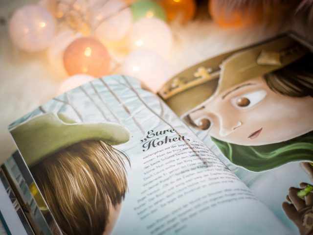 Kinderbuch mecklenbook